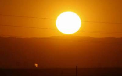 Hot, dry weather likely to prevail today