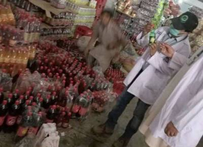 PFA seizes over 4 million fake soft-drink bottles from Lahore factory