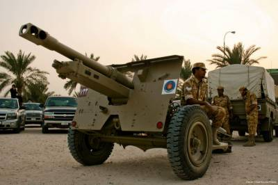Bahrain orders Qatari troops to leave within 48 hours