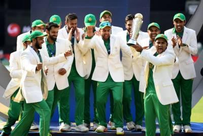 Cricket lovers celebrate Pakistan's victory across world