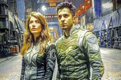 Pakistan's first superhero movie 'Project Ghazi' trailer unveiled