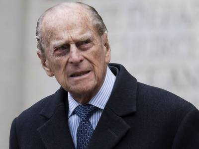 Britain's Prince Philip hospitalizes due to infection