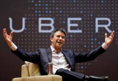Uber co-founder Kalanick resigns as CEO
