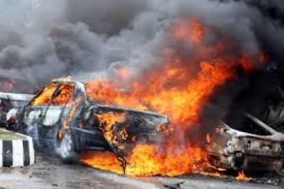 15 killed, dozens injured as twin blasts shake Parachinar