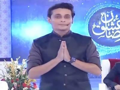 PEMRA punish Sahir Lodhi & private TV channel for disrespecting Quaid-e-Azam