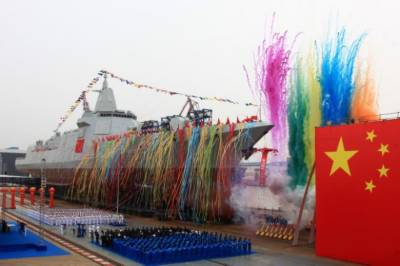 China launches