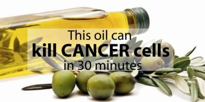 Magic oil can kill Cancer cells in 30 minutes