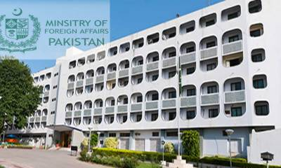 Pakistan hands over prisoners' list to India: FO
