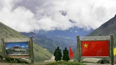 India violates 1890 agreement in border stand-off: China