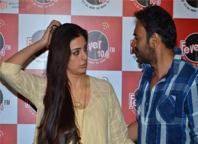 Reason for still being single is Ajay Devgan, says Tabu