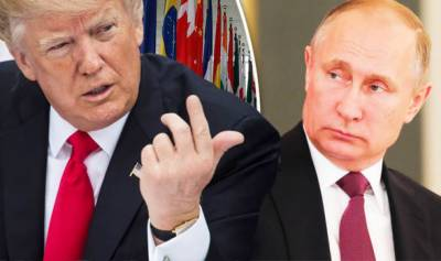 Trump-Putin to meet first time, world concerns dynamics of meeting