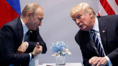 Donald Trump and Putin's positive chemistry, draw criticism in first meeting