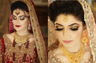 Bridal Makeup Ideas 2017 for upcoming brides
