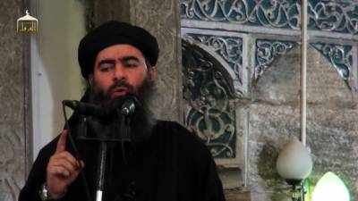 IS leader Abu Bakr al-Baghdadi almost certainly alive, claims Kurdish security official