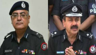 Major reshuffle in Sindh police