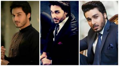 New transformation of Ahsan Khan turns him more handsome