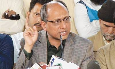 PPP's Saeed Ghani resigns from Senate seat