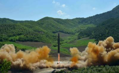 Russia, US duel at UN over whether North Korea fired long-range missile