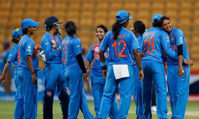Girl power as India hails World Cup heroines