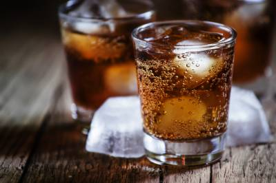 Soda drinks change way body burns fat