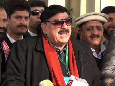"""Pappu"" will fail in all five subjects: Sheikh Rasheed"