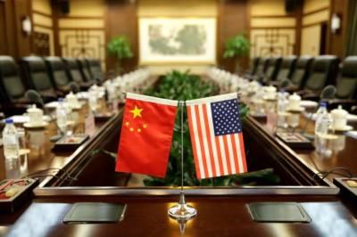 China says no link between North Korea and China-US trade
