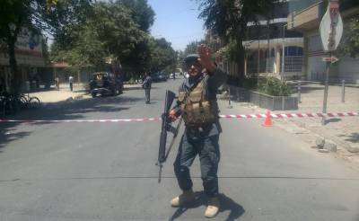 Suicide attack near Iraqi embassy in Kabul