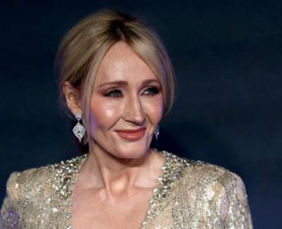 'Harry Potter' author Rowling apologizes over Trump tweets