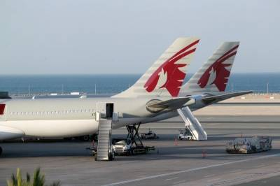Qatar Airways get access to contingency routes in August
