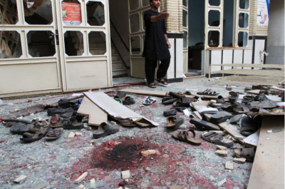29 killed in suicide attack on Afghan city mosque
