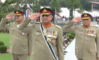 Pak army is determined to eradicate terrorism: COAS