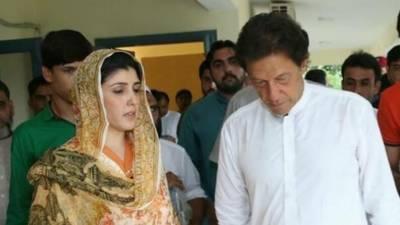 Imran Khan advises supporters to avoid maligning Ayesha Gulalai's sister