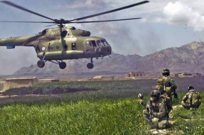 Four terrorists killed, hideouts destroyed in Balochistan