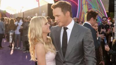 Actors Chris Pratt, Anna Faris announce separating