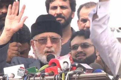 Nawaz, Shehbaz are behind Model Town tragedy: Dr Tahirul Qadri