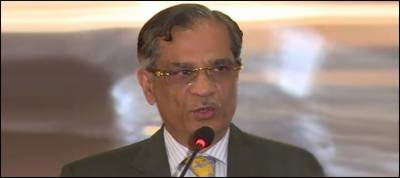 Terrorism is a conspiracy to weaken Pakistan: CJP Saqib Nisar
