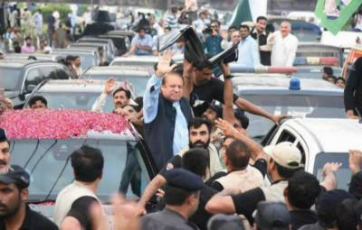 No one would have remained jobless if he had not been disqualified, claims Nawaz Sharif