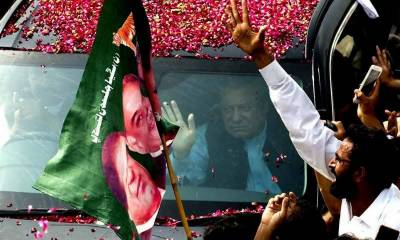 PM's GT Road power show: Jhelum to Lahore today