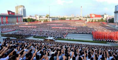 Over 3.5 million volunteer for army amid escalating tension with US: North Korea