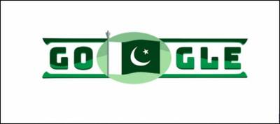 Google turns green to celebrate Pakistan's Independence Day