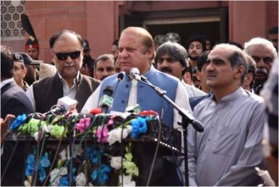 LHC issues notices to Nawaz Sharif over contempt of court