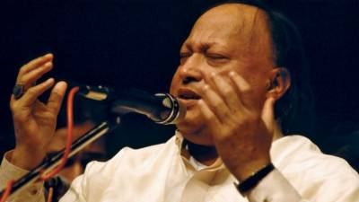 Ustad Nusrat Fateh Ali Khan being remembered on 20th death anniversary