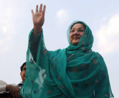 Acceptance of Kulsoom Nawaz's NA-120 nomination papers challenged