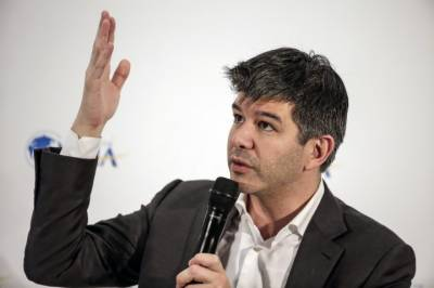 Investor lawsuit a 'public and personal attack': Travis Kalanick