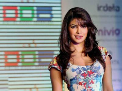 Suggestion prevailed to hang Priyanka Chopra with Indian 'Taranga'