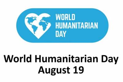 World Humanitarian Day being observed today