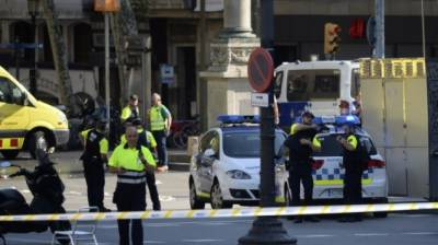 Barcelona attacker stabbed man to death during escape: police