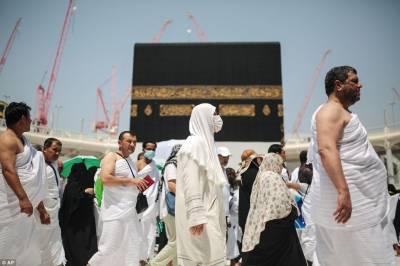 At least 22 Pakistani Hajj pilgrims die in Saudi Arabia