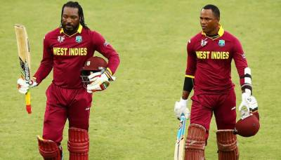 Chris Gayle, Marlon Samuels return to West Indies ODI squad
