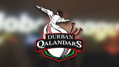 Durban Qalandars launch official logo depicting Pakistan's green